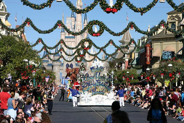 Walt Disney World Facts