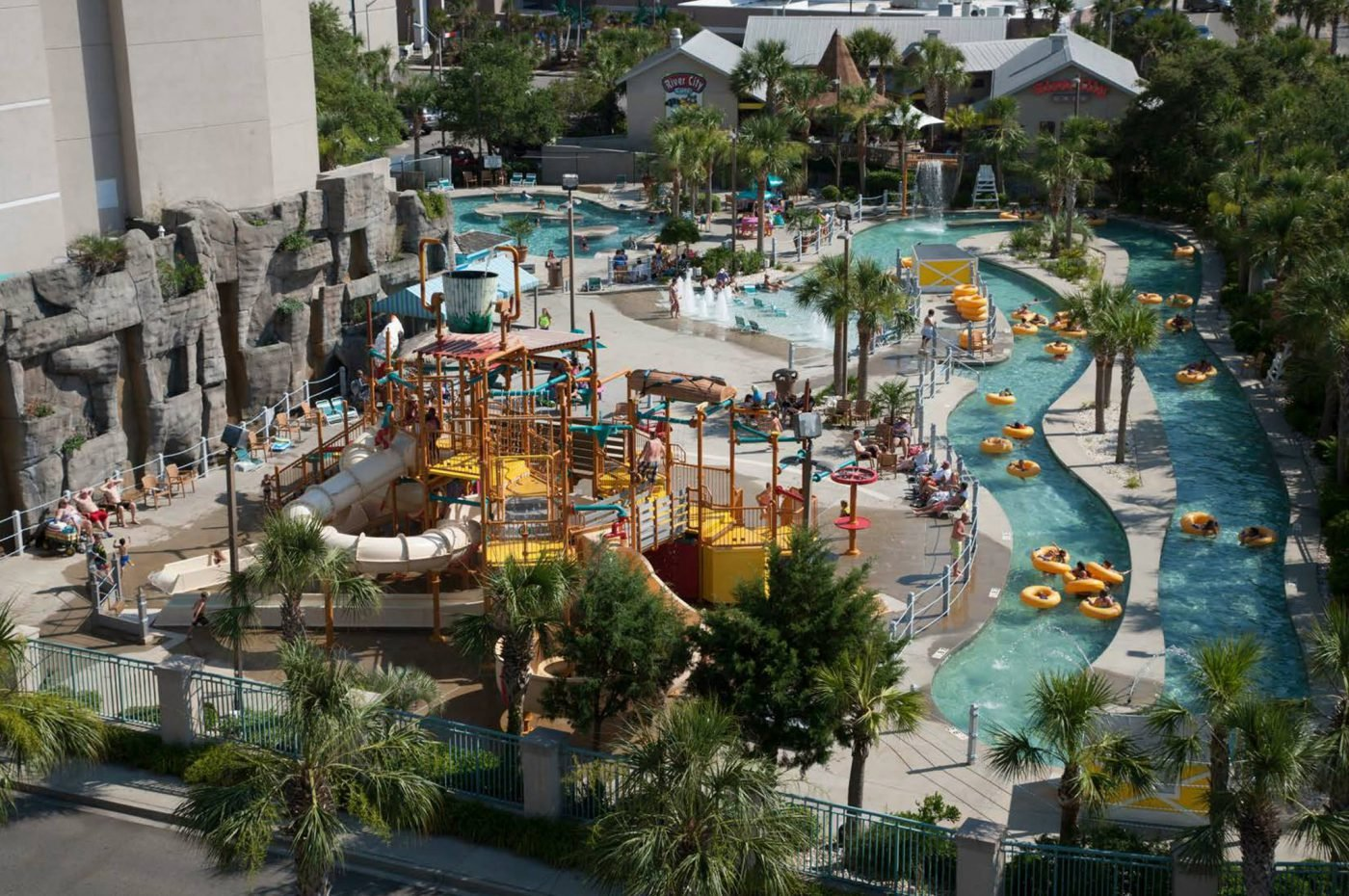 Hotels With Waterparks In Myrtle Beach