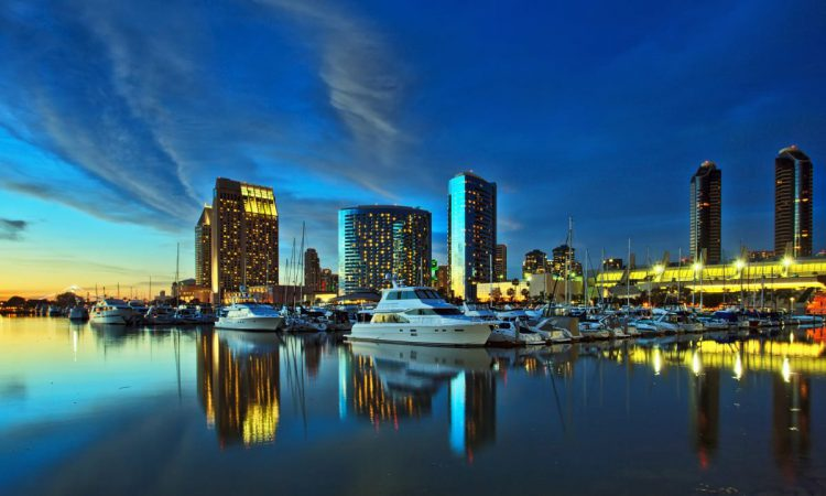 Free Things to Do in San Diego at Night