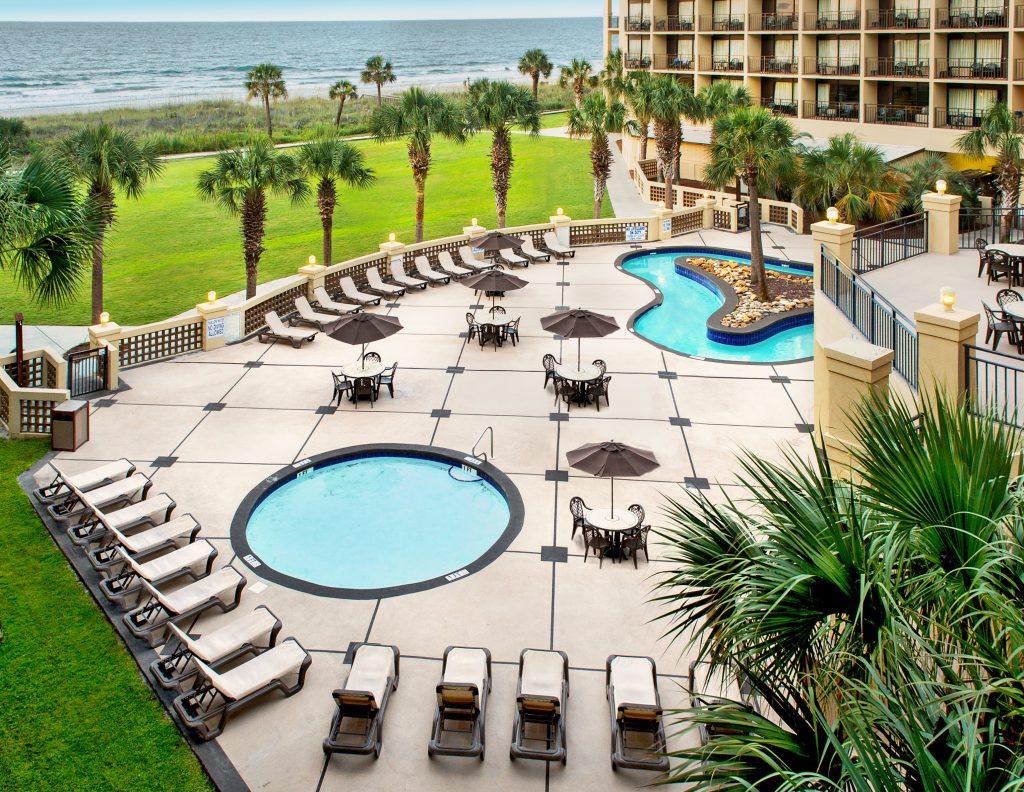 Myrtle Beach budget vacation accommodations