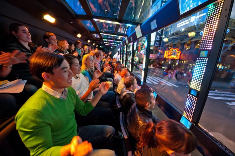 New York City sightseeing tours - bus tours