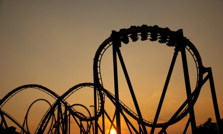 Roller Coasters at Kings Dominion