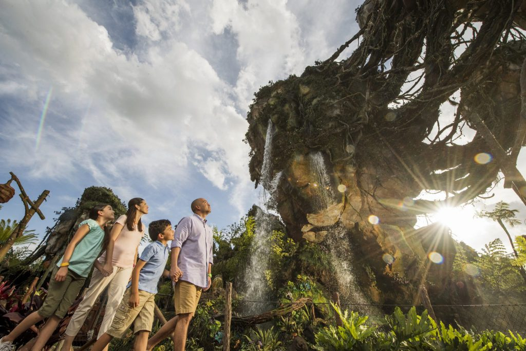 Pandora at Disney World
