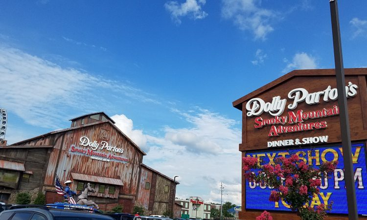 Dolly Parton's Smoky Mountain Adventures