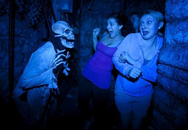 Haunted Williamsburg