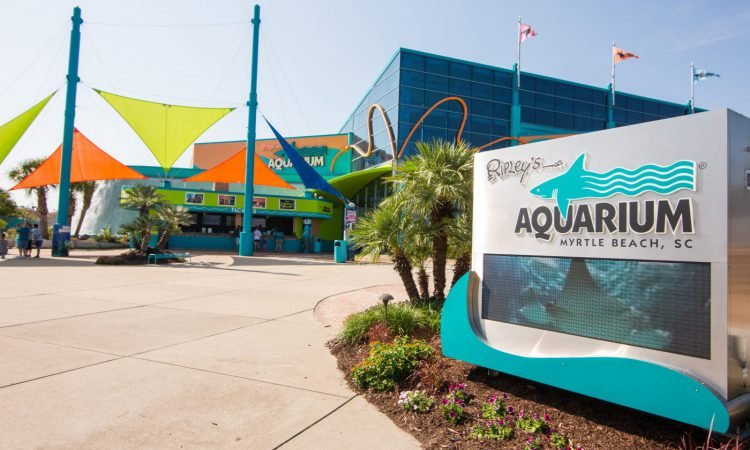 Ripley's Aquarium Myrtle Beach Coupons Combo Pass
