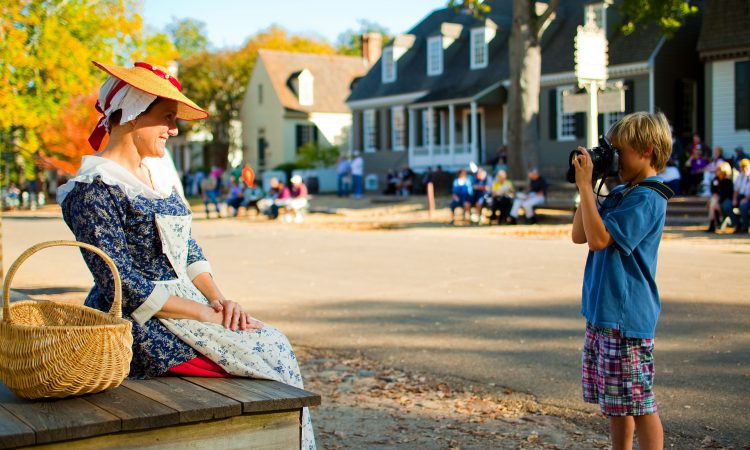Colonial Williamsburg for Kids