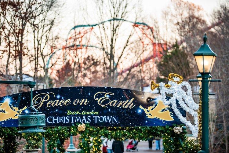 Christmas Town Wlliamsburg
