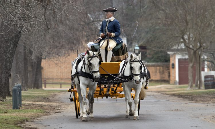 Visit Colonial Williamsburg