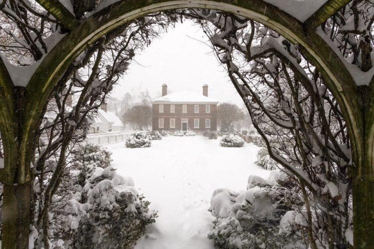 Holidays at Colonial Williamburg