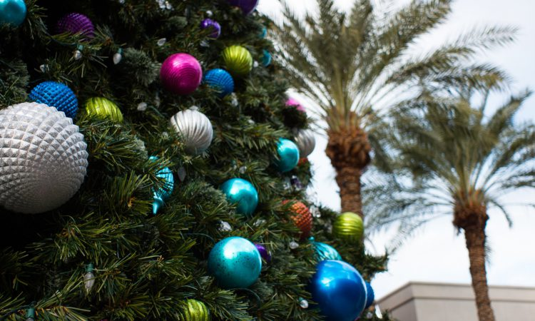 Christmas in Los Angeles