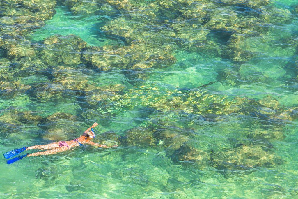 Hanauma Bay Nature Preserve