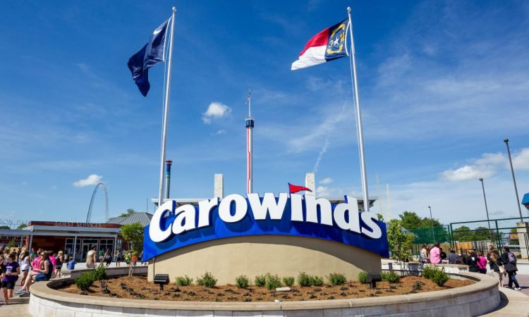 Carowinds theme park