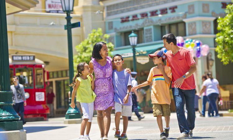 Los Angeles family vacation itinerary