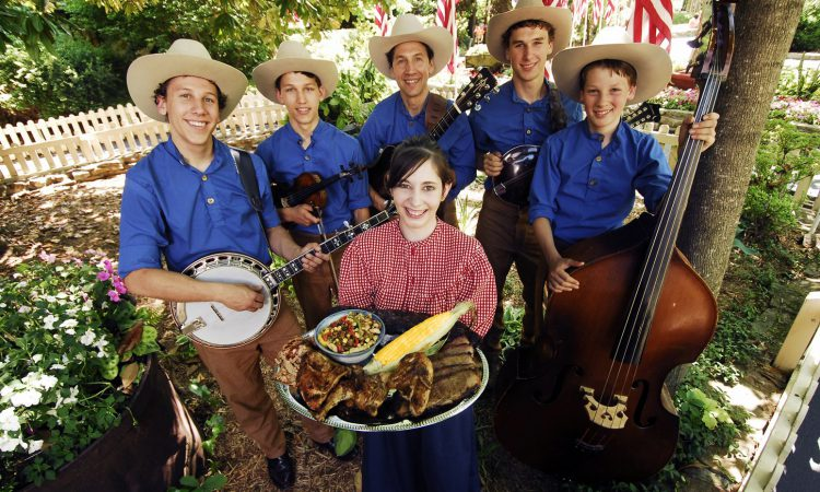 Bluegrass and BBQ Festival