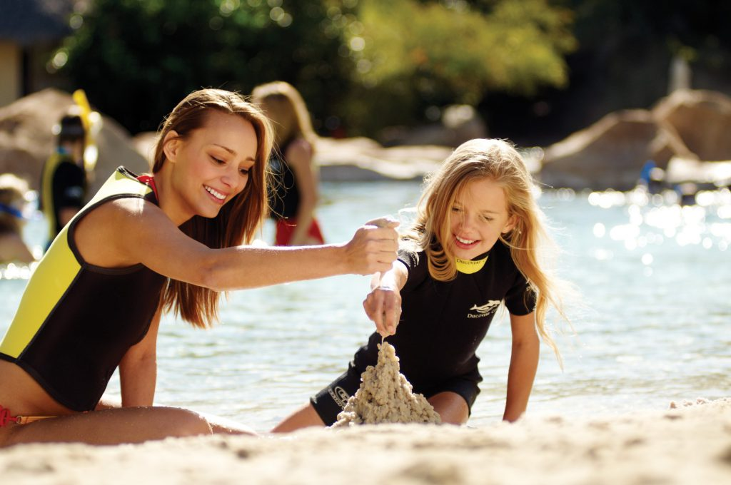 Keep these Discovery Cove tips in mind for the best day ever.