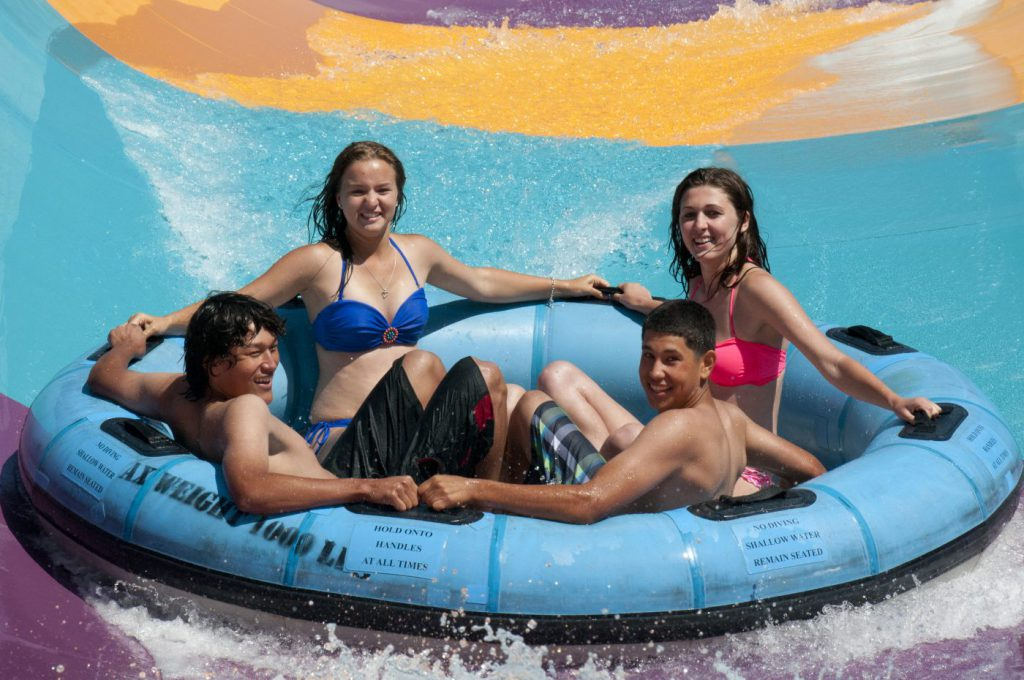 Check out Aquatica when looking for things to do in San Diego with teenagers