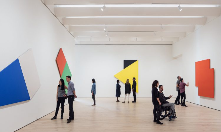 The SFMoMA is among the best museums in San Francisco