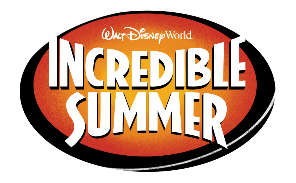Disney's Incredible Summer logo
