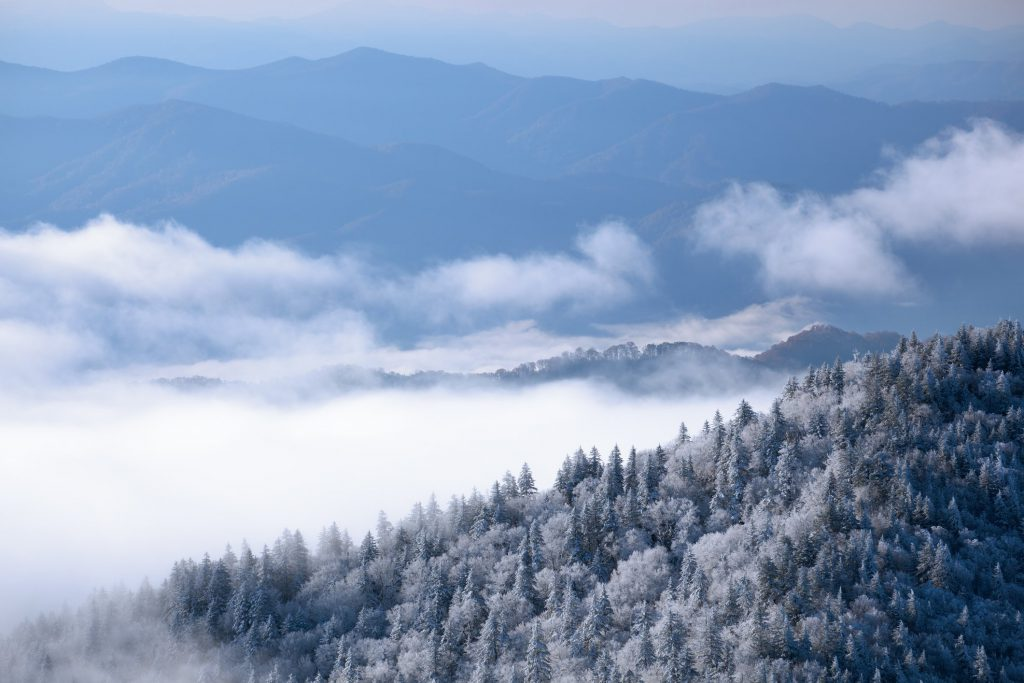 The winter season is a great time to visit Pigeon Forge.
