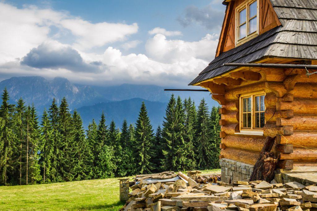 A Gatlinburg cabin
