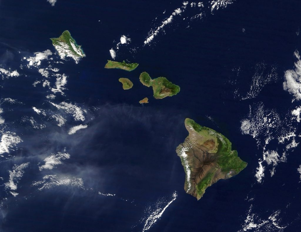 The least expensive Hawaiian island to visit.
