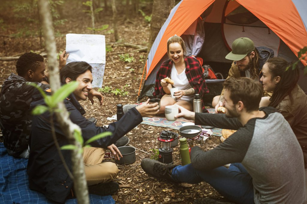 Use this Smoky Mountain packing list to prep for your camping trip.