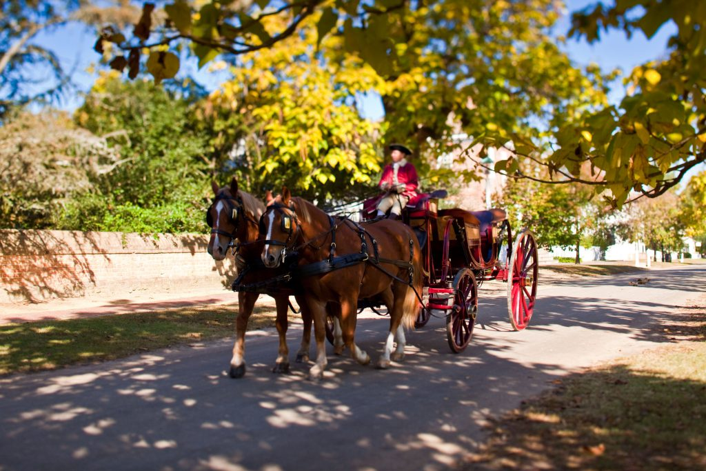 Make sure you know what to bring to Colonial Williamsburg