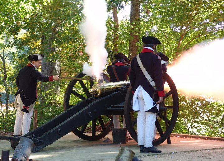 Have a historic Williamsburg 4th of July in Yorktown