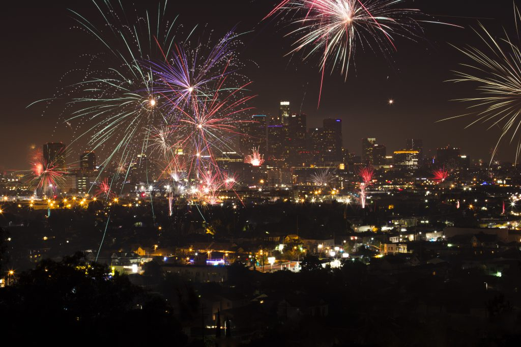 Los Angeles 4th of July