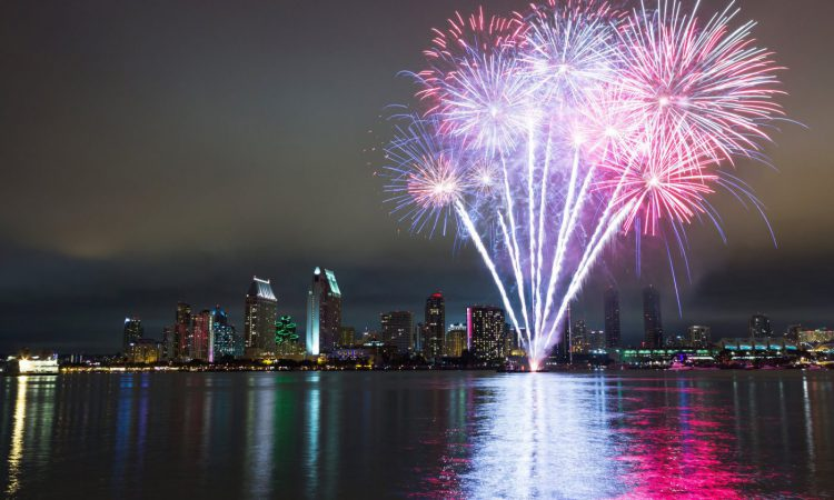 San Diego 4th of July