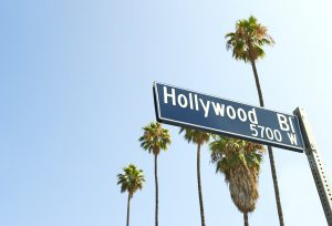 Hollywood Boulevard sign - Hollywood tourist attractions