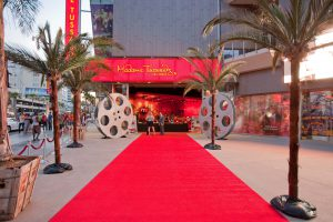 Madame Tussauds Hollywood exterior and entrance - Hollywood Tourist Attractions