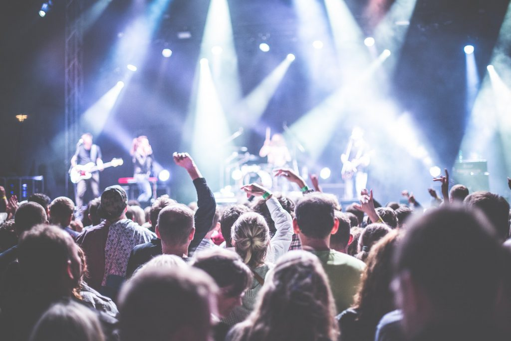 Attending a concert is among the top things to do in Los Angeles during summer.