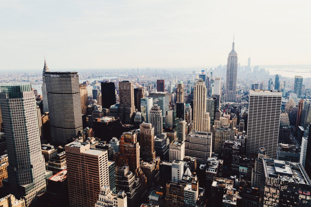 Explore NYC in 3 Days - NYC city skyline with Empire State Building