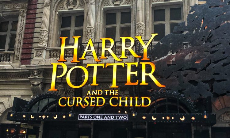 Harry Potter Play NYC