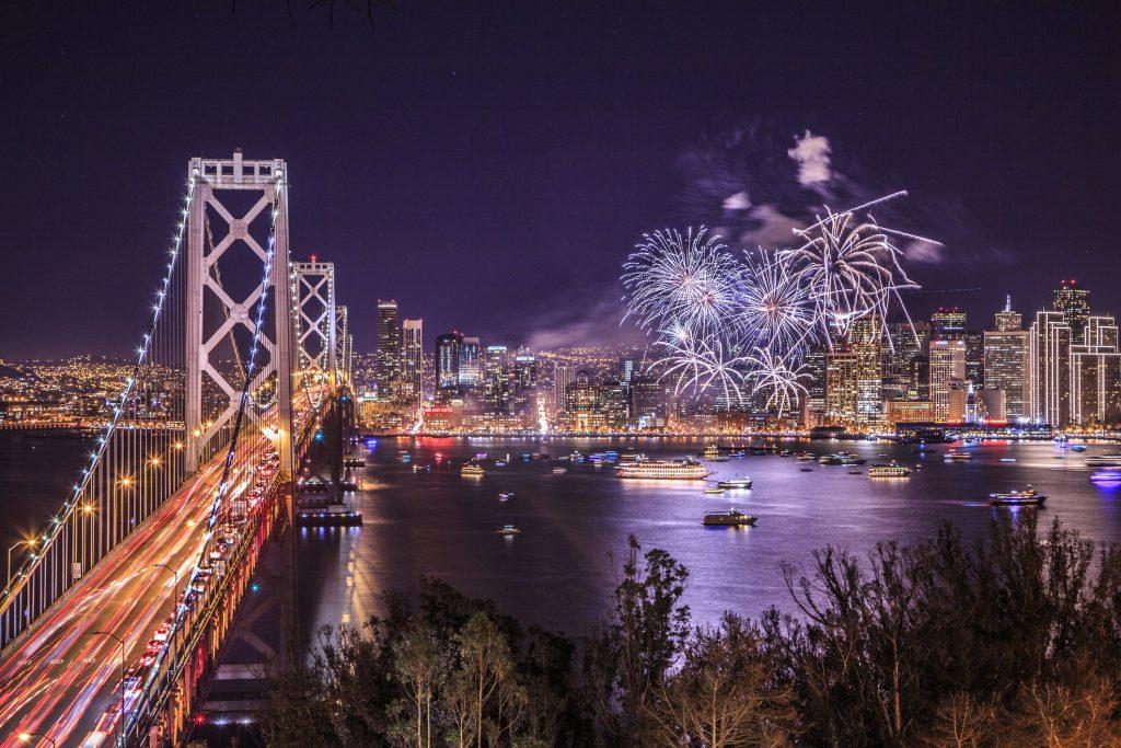 San Francisco 4th of July