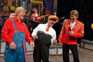 Presleys' Country Jubilee is Branson's original show!