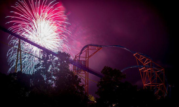 Summer Nights at Busch Gardens Williamsburg