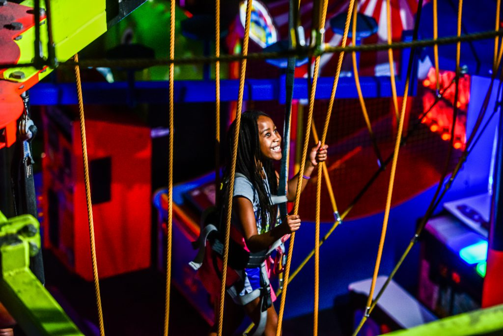 WonderWorks is among the indoor activities in Gatlinburg you need to check out!