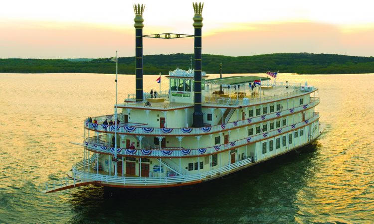 Showboat Branson Belle hosts Southern Gospel Cruises