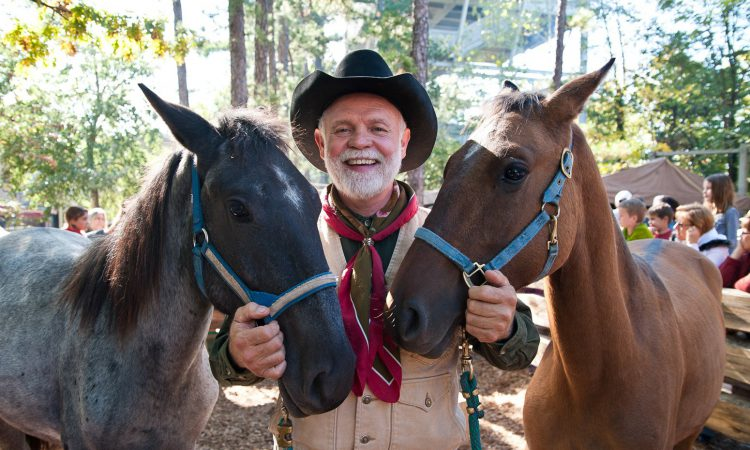 National Harvest & Cowboy Festival at Silver Dollar City