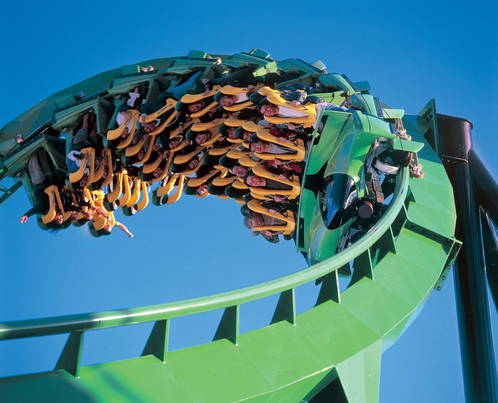 Six Flags Magic Mountain Tips: How to Have the Best Day Ever