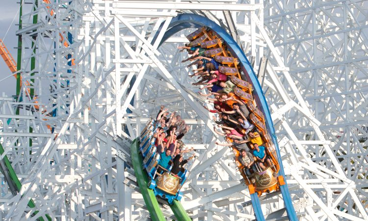 Six Flags Magic Mountain Tips