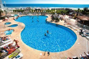 Myrtle Beach hotels with outdoor pools include Sea Watch Resort