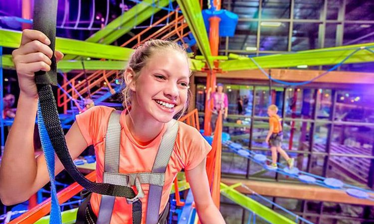 Indoor activities in Branson