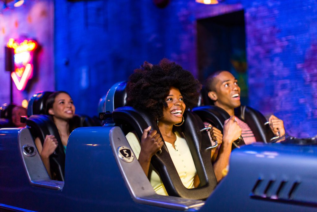 Disney World theme parks are among the best Orlando theme parks for adults