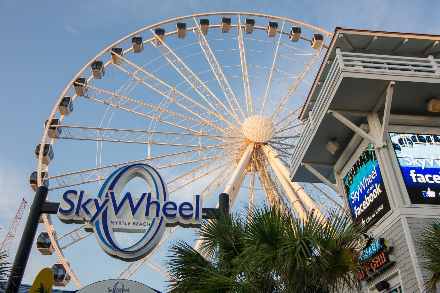 Myrtle Beach Skywheel Everything You