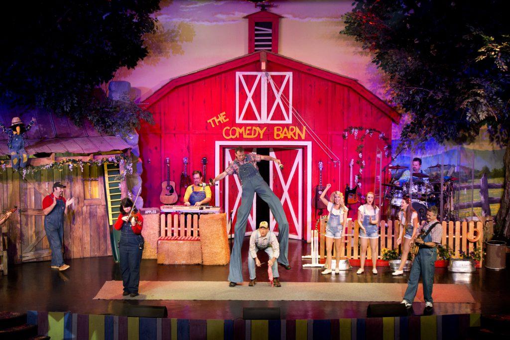 Comedy Barn Christmas
