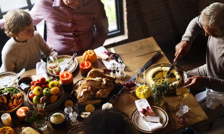 Branson Thanksgiving dinner